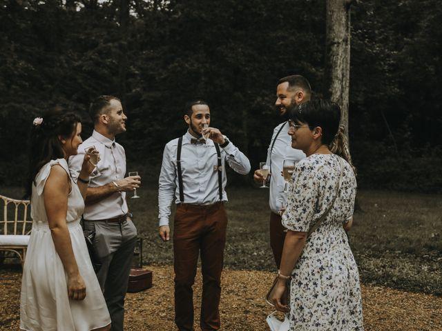 Le mariage de François et Annabelle à Braye sur Maulne, Indre-et-Loire 44