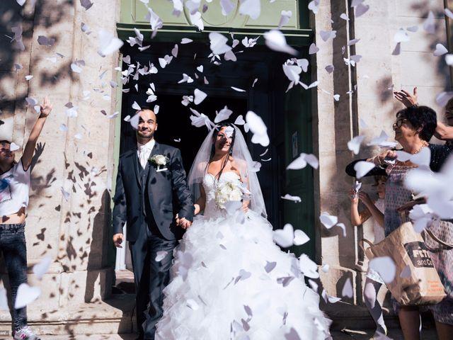 Le mariage de Stéphane  et Lenka à Saint-Zacharie, Var 22