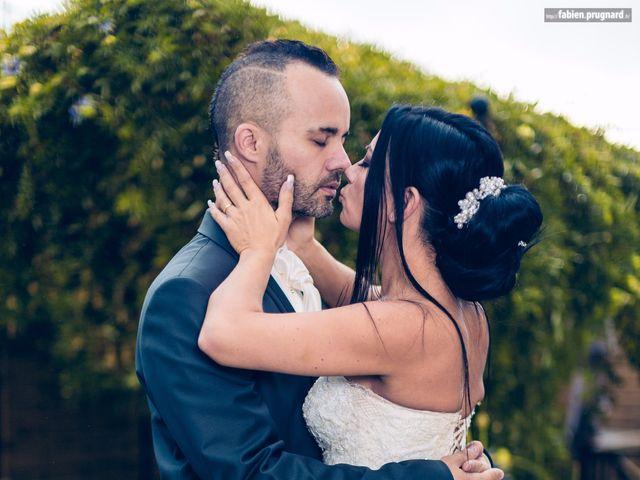 Le mariage de Stéphane  et Lenka à Saint-Zacharie, Var 49