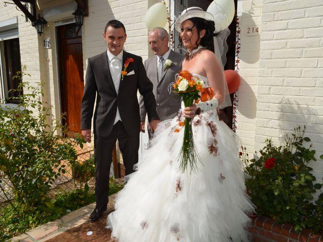 Le mariage de Mélinda et Cédric à Hautmont, Nord 15