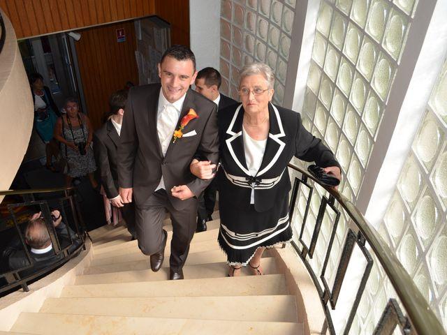 Le mariage de Mélinda et Cédric à Hautmont, Nord 17