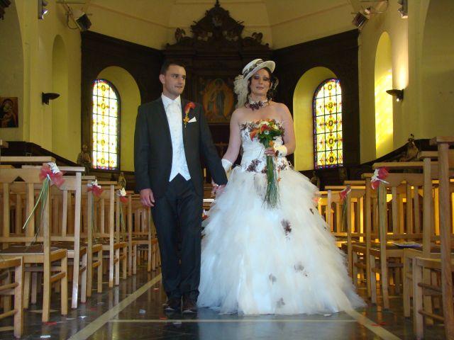 Le mariage de Mélinda et Cédric à Hautmont, Nord 1