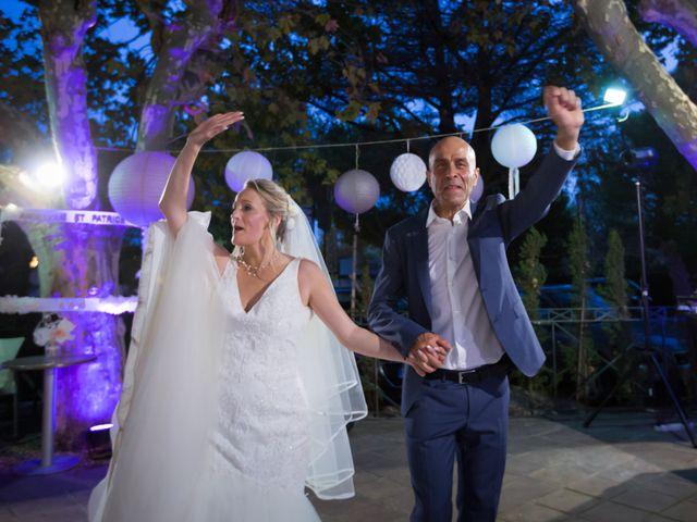 Le mariage de Patrice et Angélique à La Valette-du-Var, Var 90