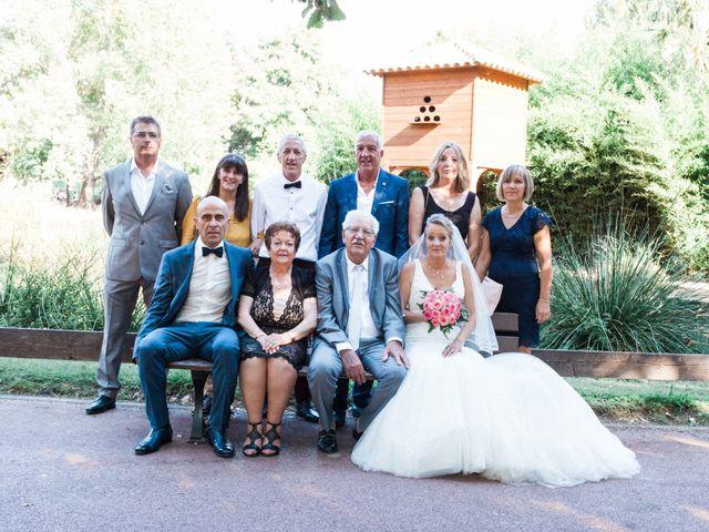 Le mariage de Patrice et Angélique à La Valette-du-Var, Var 154
