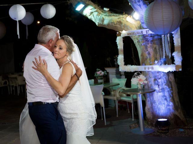 Le mariage de Patrice et Angélique à La Valette-du-Var, Var 280