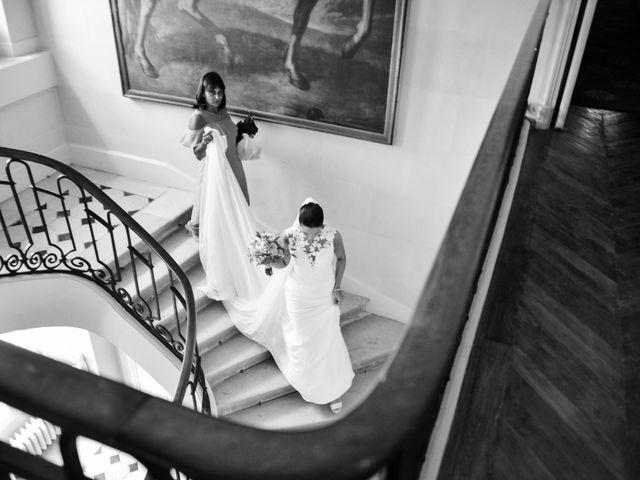 Le mariage de Joseph et Elise à Courtomer, Orne 24