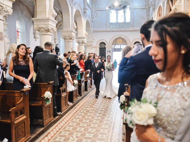 Le mariage de Joseph et Elise à Courtomer, Orne 29