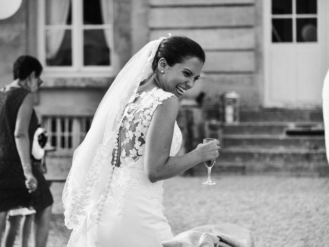 Le mariage de Joseph et Elise à Courtomer, Orne 63