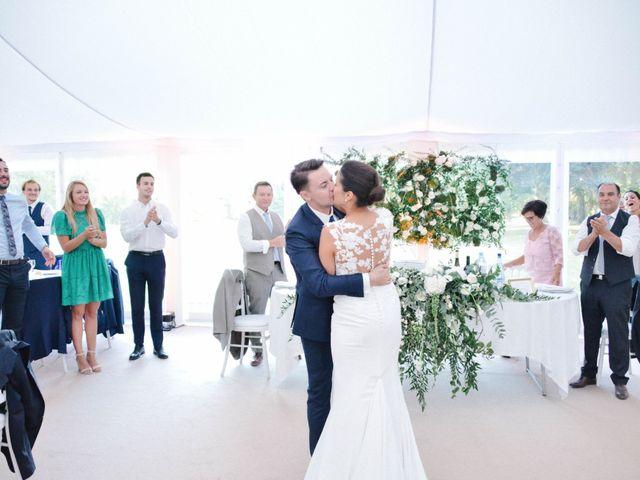 Le mariage de Joseph et Elise à Courtomer, Orne 65
