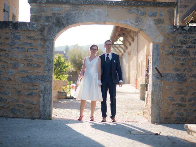 Le mariage de Guillaume et Anne Laure à Dijon, Côte d'Or 1