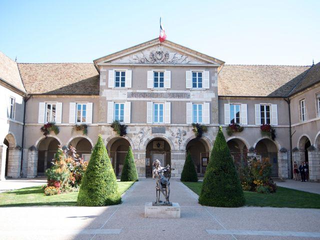 Le mariage de Guillaume et Anne Laure à Dijon, Côte d'Or 6