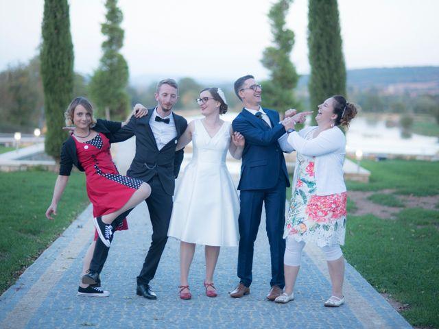Le mariage de Guillaume et Anne Laure à Dijon, Côte d'Or 28