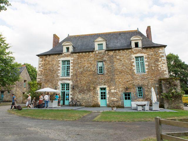Le mariage de Clément et Mohini à Riaillé, Loire Atlantique 3