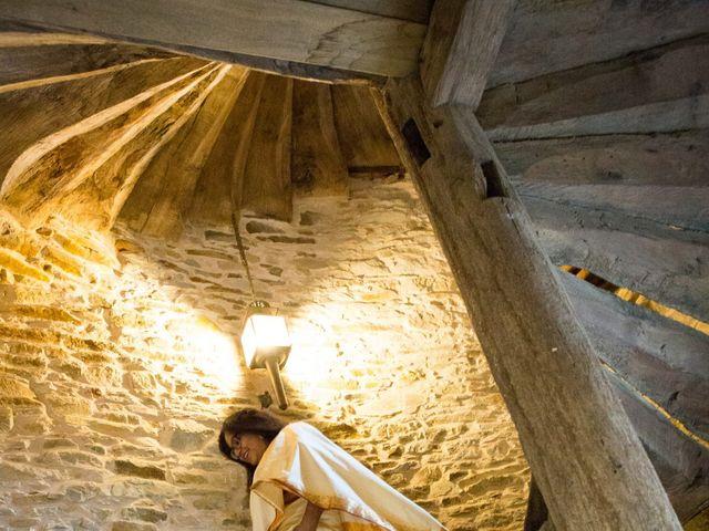 Le mariage de Clément et Mohini à Riaillé, Loire Atlantique 7