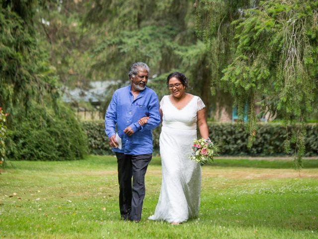 Le mariage de Clément et Mohini à Riaillé, Loire Atlantique 40