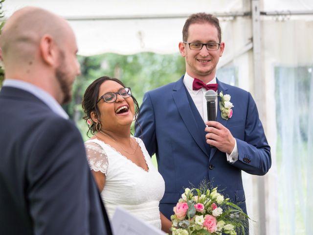 Le mariage de Clément et Mohini à Riaillé, Loire Atlantique 44