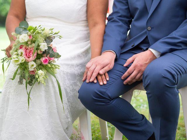 Le mariage de Clément et Mohini à Riaillé, Loire Atlantique 47