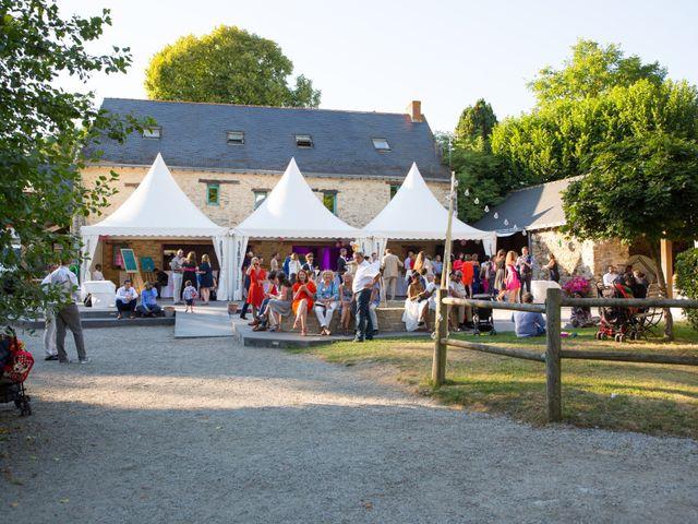 Le mariage de Clément et Mohini à Riaillé, Loire Atlantique 78