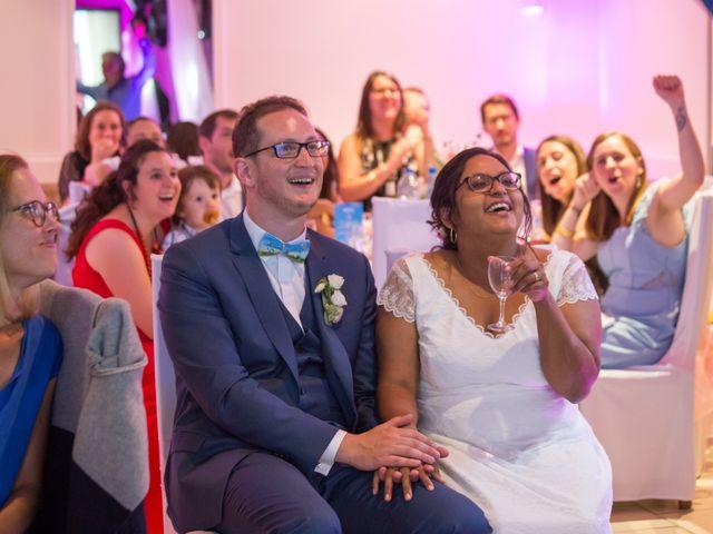 Le mariage de Clément et Mohini à Riaillé, Loire Atlantique 83