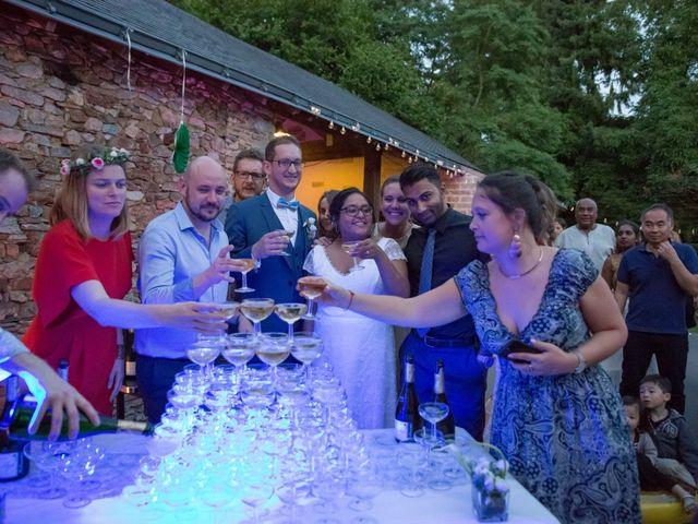 Le mariage de Clément et Mohini à Riaillé, Loire Atlantique 85