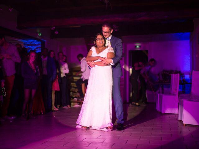 Le mariage de Clément et Mohini à Riaillé, Loire Atlantique 90
