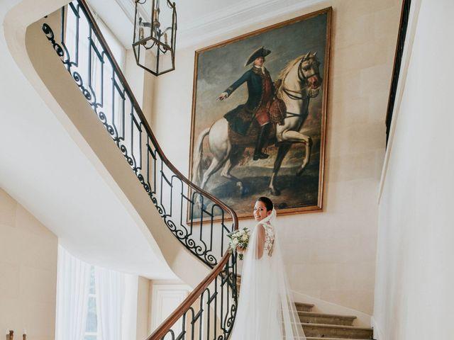 Le mariage de Joseph et Elise à Courtomer, Orne 25