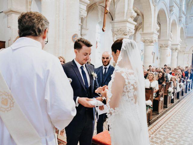 Le mariage de Joseph et Elise à Courtomer, Orne 31