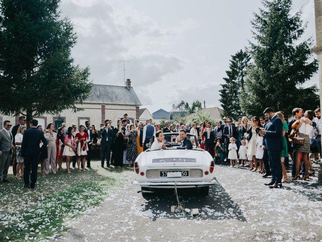 Le mariage de Joseph et Elise à Courtomer, Orne 32