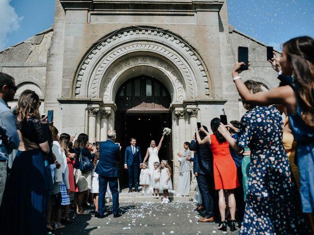 Le mariage de Joseph et Elise à Courtomer, Orne 33