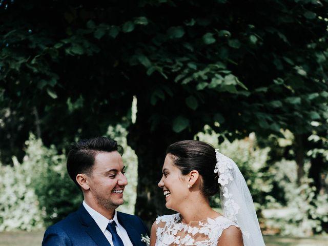 Le mariage de Joseph et Elise à Courtomer, Orne 38