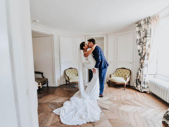 Le mariage de Joseph et Elise à Courtomer, Orne 40