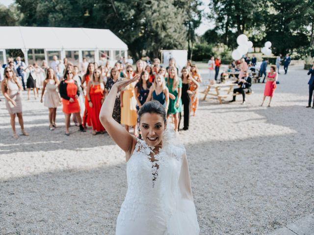 Le mariage de Joseph et Elise à Courtomer, Orne 50