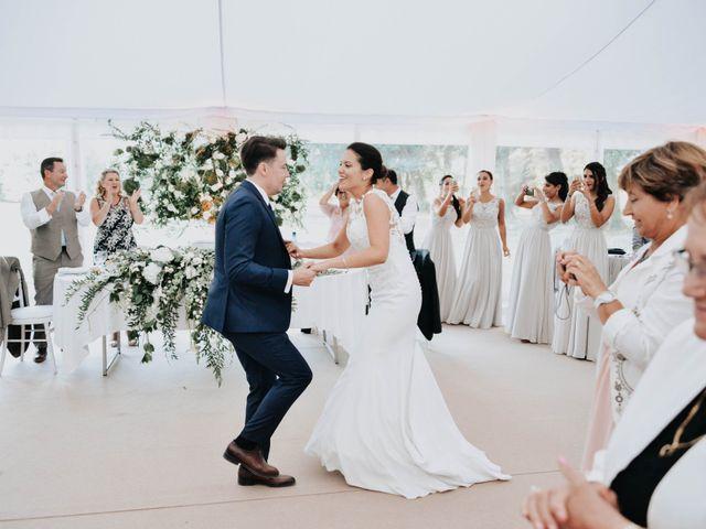 Le mariage de Joseph et Elise à Courtomer, Orne 64
