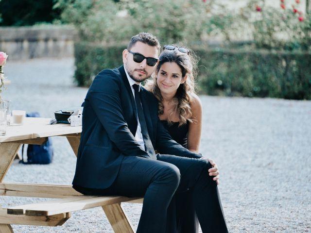 Le mariage de Joseph et Elise à Courtomer, Orne 55