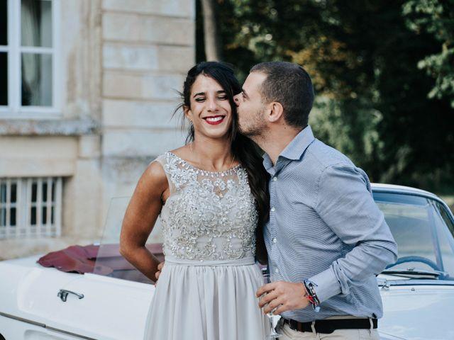 Le mariage de Joseph et Elise à Courtomer, Orne 56