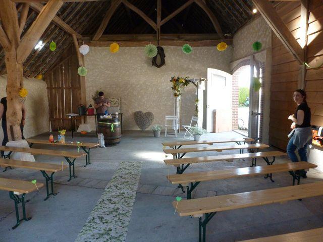 Le mariage de Thomas et Marine à Pontgouin, Eure-et-Loir 7