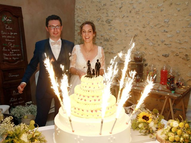 Le mariage de Thomas et Marine à Pontgouin, Eure-et-Loir 17