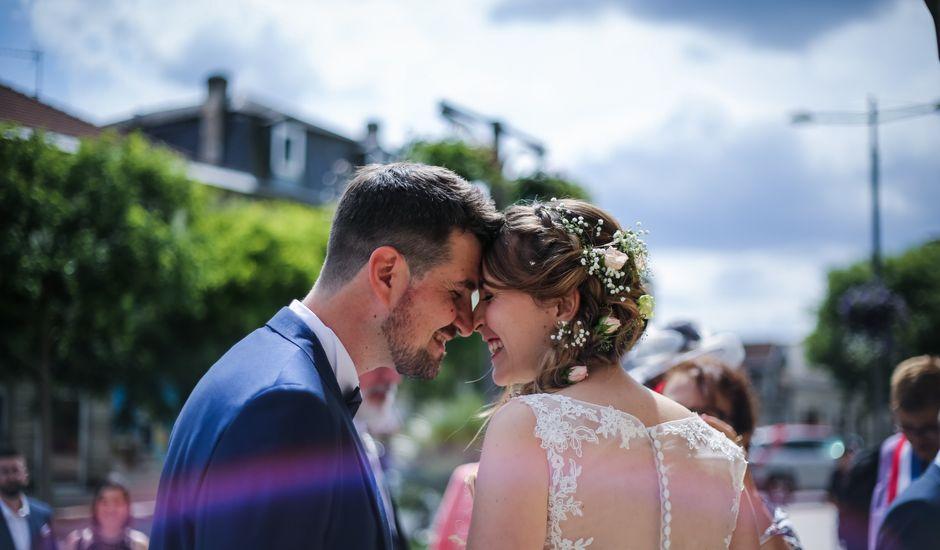 Le mariage de Mikaël et Charlène à Saint-Médard-en-Jalles, Gironde