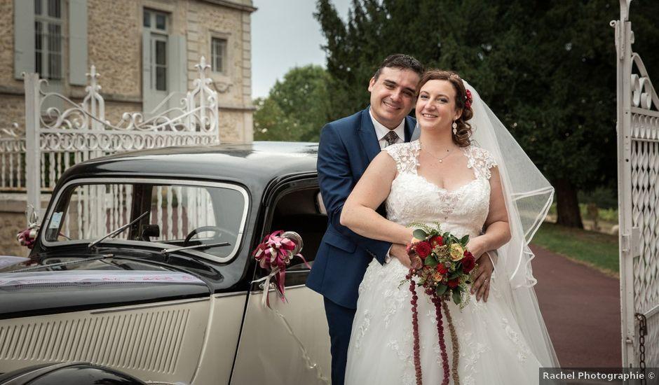 Le mariage de Kevyn et Roxane à Montussan, Gironde
