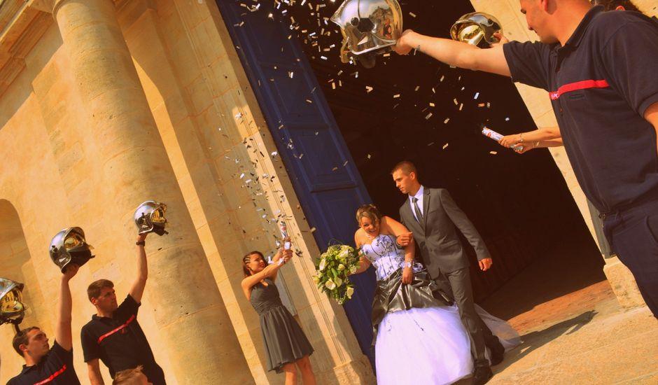 Le mariage de Florian et Angélique à Mortrée, Orne