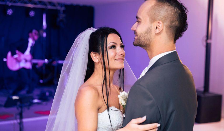 Le mariage de Stéphane  et Lenka à Saint-Zacharie, Var