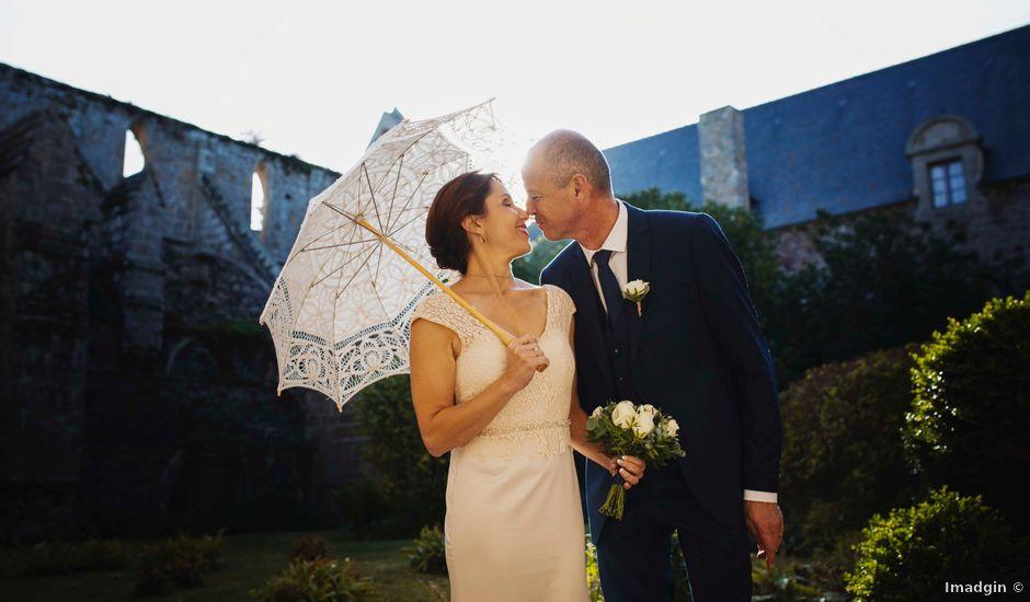 Le mariage de Jacky et Céline à Saint-Quay-Portrieux, Côtes d'Armor