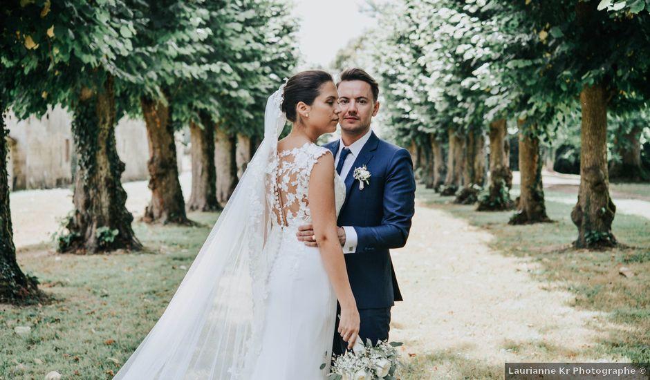 Le mariage de Joseph et Elise à Courtomer, Orne