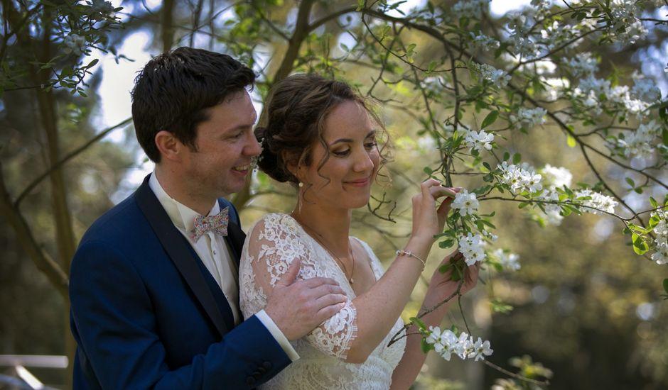 Le mariage de Thomas et Marine à Pontgouin, Eure-et-Loir