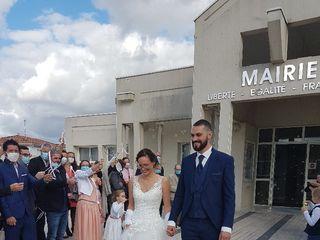 Le mariage de Laetitia et Pierre-Adrien 1