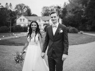 Le mariage de Joy et Shaun