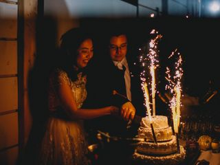Le mariage de Thao et Romain 1