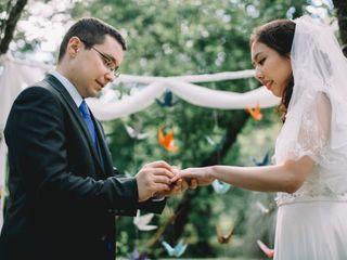 Le mariage de Thao et Romain