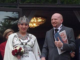 Le mariage de Pierre-Alain et Nadjat