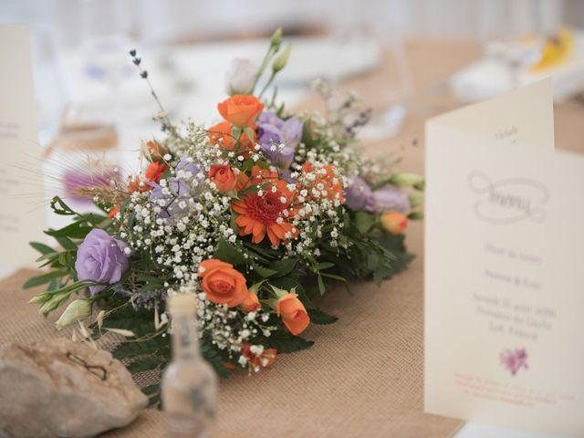 Le mariage de Eoin et Perrine à Cajarc, Lot 2